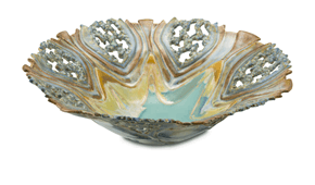 Bowl, glazed
